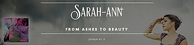 Sarah Ann - From Ashes To Beauty auf Spotify
